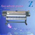 DOS etiqueta de la pared la máquina de impresión / impresora solvente de Eco