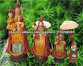 arte contemporaneo la artesania adornos de navidad