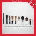 Venta caliente baratos pequeño cepillo de maquillaje, pequeño blush/colorete maquillaje/cepillo cosmético