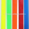 fluorescente de color tpu correas de nylon recubierto