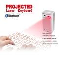 el precio de fábrica de proyección bluetooth teclado teclado láser virtual