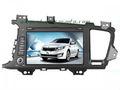 Para kia k5/optima 2011/magentis de coches reproductor de dvd