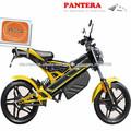 PT-E001 nuevo modelo de China Mini populares moto eléctrica para niños