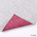 nuevo patrón de imitación tela de gamuza para almohadas sofá de