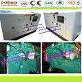 Baja precio de fabrica,8,10,15,20,25,30,40,50,80,100,150kva Silencioso generador diesel