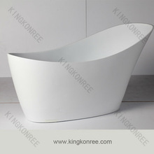 kkr blanco acrílico independiente niños tinas de baño