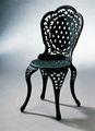 Silla de aluminio/silla conjunto/silla de jardín