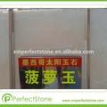 Fantasía de piedras preciosas onyx/de ónix y mármol de jade piedra decorar proveedor de china