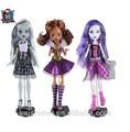 Monster High Dolls originales con el embalaje caja de regalo