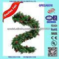 240cm Venta caliente 2013 barato Pvc guirnalda de Navidad
