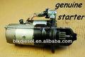 Sustitución de piezas del motor diesel, motor de arranque del motor cummins para nta855 aplicación del motor de gestor