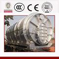 caliente venta de alto rendimiento de aceite de los residuos de equipos de plástico