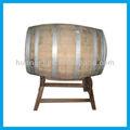 225 litros barril de madera de roble