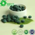 quemaduras verde tabletas de clorofila espirulina grasa