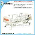 Funciones 3 manual& eléctrica cama de hospital médico