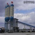 Pequena planta de fabricação para a mistura seca de concreto planta de mistura, betão planta do lote para a venda