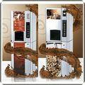 café chocolate caliente de la máquina expendedora de café 2014 máquina expendedora