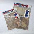 bolsa de papel para empacar la ropa