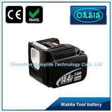 Venta al por mayor de alibaba de ni-mh batería de herramientas eléctricas para makita 14.4v BL1830