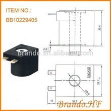 Dc 12v 10.2x29.4mm bobina de gnc para inyector de ferrocarril