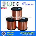 esmaltado de alambre de cobre esmaltado cables de la bobina de aluminio revestido de cobre alambre de la aleación