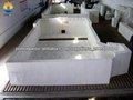fabricação de molde azs fundidos tijolos refratários para o vidro de alto forno de tijolos refratários