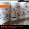 Auto coche/camiones piezasdelmotor del filtro del filtro de aceite para camiones volvo 466634
