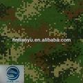 100 de algodón de impresión digital de la caza de tela de camuflaje militar