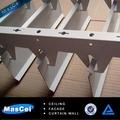 faux plafond en aluminium panneaux