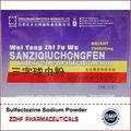 Drogas sulphaquinoxaline para las aves de corral de la coccidiosis/avesdecorral uso agrícola