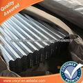 de cubierta de galvanizado chapa de acero galvanizado