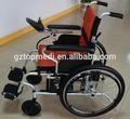 Tm-ew-015 folding cadeira de rodas elétrica do motor do cubo elétrico wheelchairir