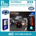 aparcamiento sistema de guía de estacionamiento inteligente