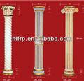 de fibra de vidrio decorativo de la boda pilares para la venta
