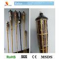 tochas de bambu