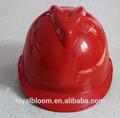 clásico forma de v abs casco de seguridad