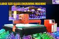 oriental laser gravura máquina 3d cristal gravada a laser máquina de cubo