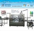 garrafa pet máquina de enchimento de água mineral
