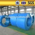 9.53mm/12.7mm/21.8mm de hormigón pretensado de cadena de acero para la construcción de material