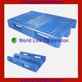 polietileno de alta densidad de almacén de acero plástico europa palet