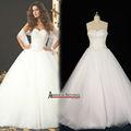 Venta al por mayor de la fábrica directamente Precio Amanda Novias Vestidos de novia NS132
