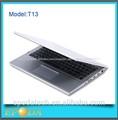 Hecho en china 13.3'' windows8 portátil quad core j1900 celeron portátil de pantalla táctil