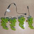 ul 100l 1m de uva verde marrón alambre