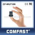 Mbps 150 mini adaptador inalámbrico usb en adaptadores wi-fi/dongles soporte hdtv wifi usb driver comfast cf-wu710n
