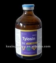 Ganado uso de drogas por inyección de tilosina