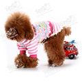 2013 ropa más nueva del animal doméstico del invierno, Espíritu Pocket traje para perros