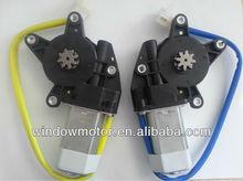 resistente al agua 12v eléctrico motor de corriente continua
