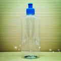250ml Botellas de plástico de series para envasar maquillaje y detergente