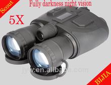 Super 5x 2+ scout binóculos de visão noturna