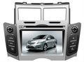 dvd para el coche gps para toyota yaris 2005 2006 2007 2008 2009 2010 2011